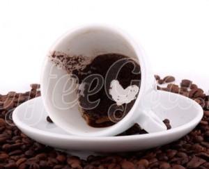 гадание на кофе сердце