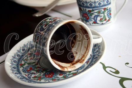 кофейная гуща для гадания