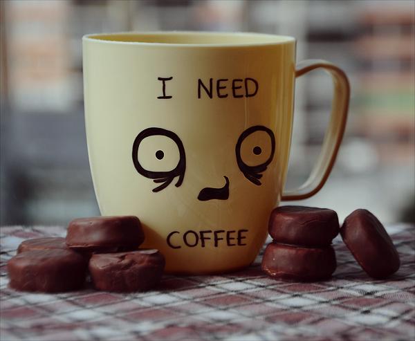 Кофейная зависимость
