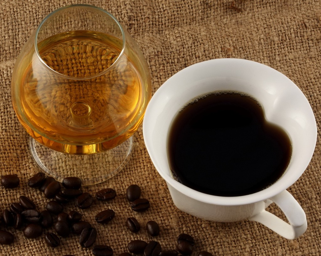 коньяк с кофе рецепт