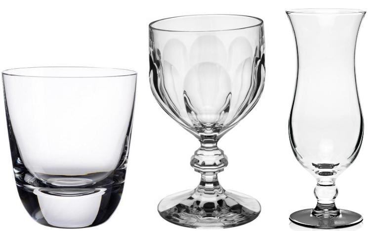 стаканы олд фешн, гоблит, харикейн