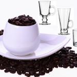 правильно подаем кофе