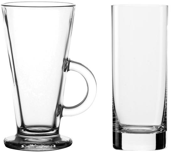 стаканы тумблер и коллинз гласс