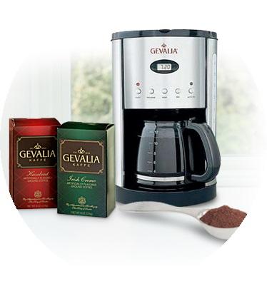 Гевалия кофе