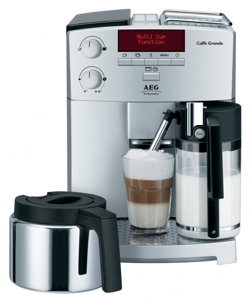 кофемашина АЕГ