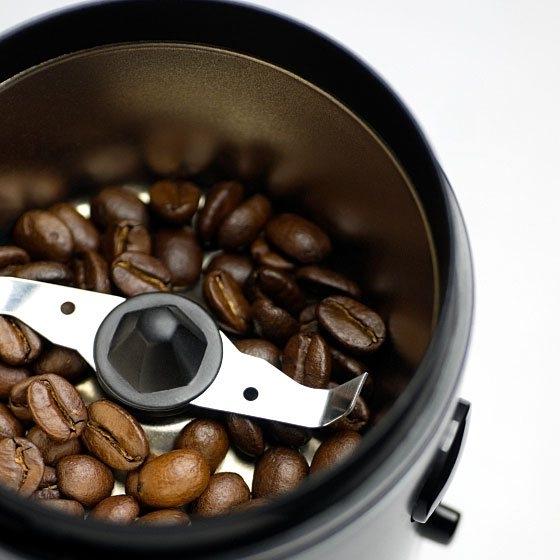 кофемолка ротационного типа