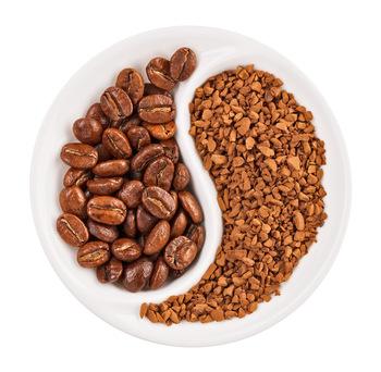 гранулированый кофе