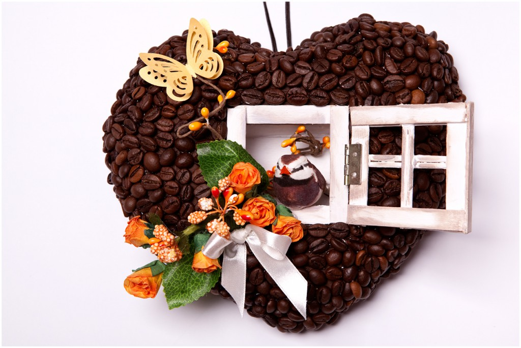 Картины из кофе своими руками фото 610