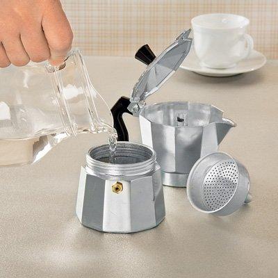 как пользоваться гейзерной кофеваркой инструкция
