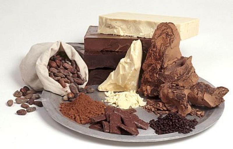 сфера использования какао