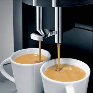 кофе с кофемашины