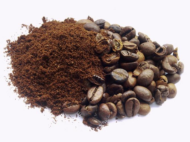 молотой кофе