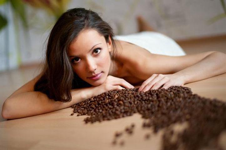 обертывание в кофе с перцем