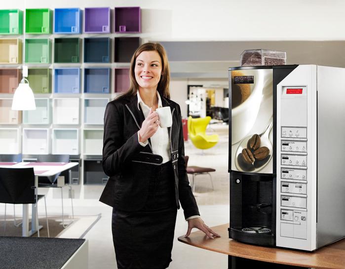 офисный вариант кофемашины