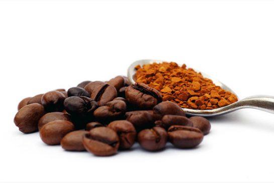 растворимый кофе или натуральный