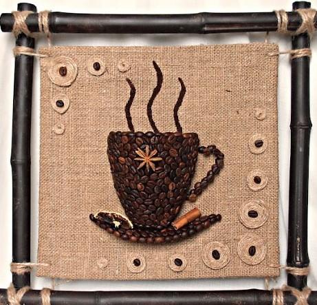 кофейные поделки
