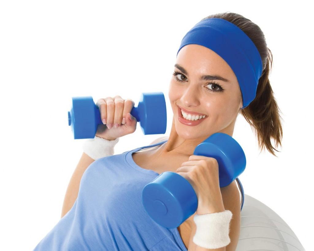 комплекс физических нагрузок для похудания