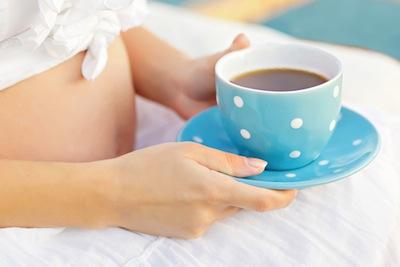 растворимый кофе во время беременности