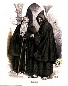 монахи капуцины