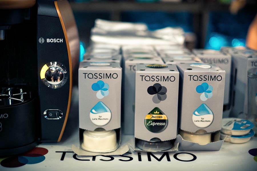 капсулы в кофеварку Bosch Tassimo