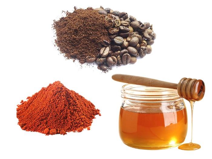 ингредиенты для обертывания