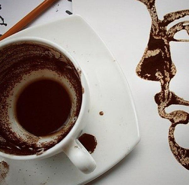 как гадать на кофе