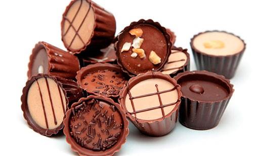 кофеин в шоколаде