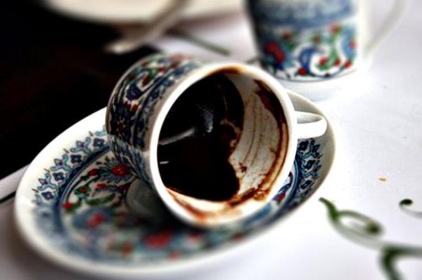 фигуры на гуще кофе